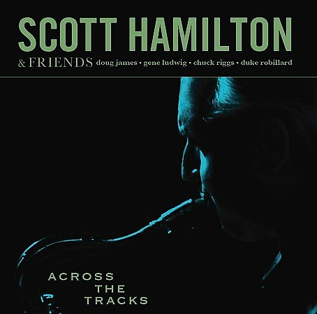 ACROSS THE TRACKS BY HAMILTON,SCOTT (CD)